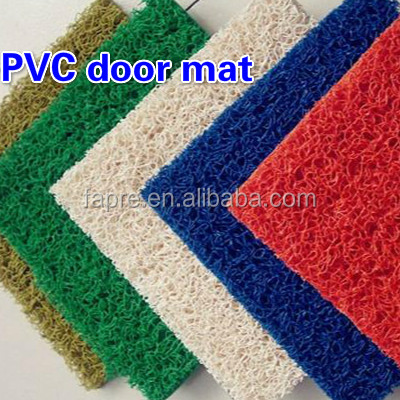 2016 hot sales ! pvc coil mats outdoor indoor plastic heavy duty pvc flooring rollos