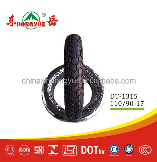 110/90-17 DT-1315 Sport motorcycle parts tire china factory price