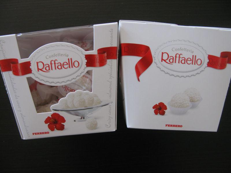 Рафаэлло с орехом