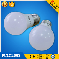 High quality low price plastic cool white light led bulb 9w e27