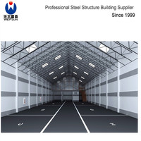 Factory Supply Hot Dipped Galvanized Steel Structure Workshop