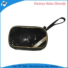 Fashion ladies shinning cosmetic bag for wholesale