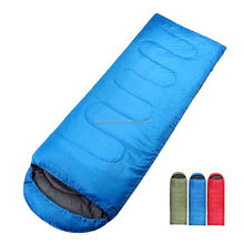 3 Season Single Person Sleeping Bag Outdoor Camping Hiking Waterproof