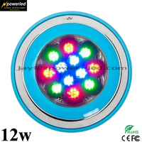 Wholesale RGB LED 12w DC12V swimming pool astral underwater light
