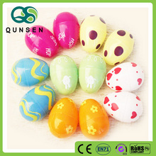Hot selling popular fancy plastic easter eggs