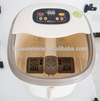 Brand new water foot massage machine with high quality