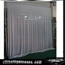 Fancy party backdrop curtains