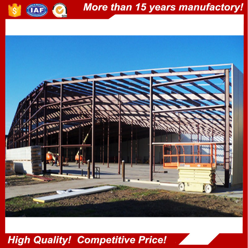 iron construction building / iron structure warehouse