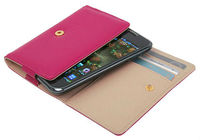Newest Wallet Flip Leather Case Cover For Blackberry Z10