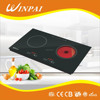 OEM Design Double Stoves Hybird Electric Cooker With Child-lock