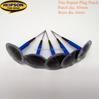 Hopson high quality 45x6mm Tire Repair Plug Patch