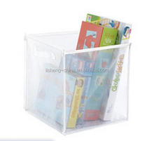 Magic polyester fabric mesh storage box