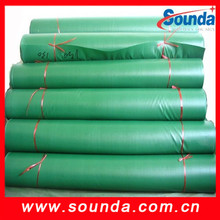 Construction And Inflatable Products PVC Coated Tarpaulin For Truck