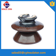 spindle of electric pin type insulator porcelain