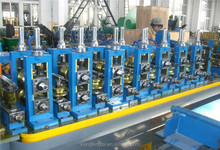 Round tube roll forming mill