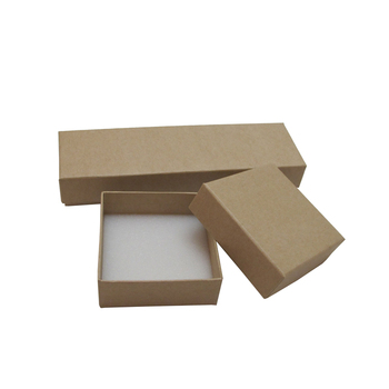 Wholesale Craft Paper Watch Box Packaging Box