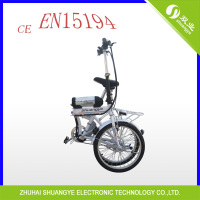 2014 A2 electric bicycle for old people with hydraulic brake