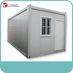 China supplier container police kiosk