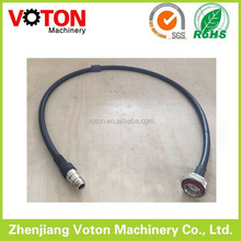 7/16 DIN Male to N Female connector with RG214 cable assembly, Jumper