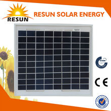A-grade& high efficiency 45W poly solar panel solar panel price in india is lowest with TUV CE certificate