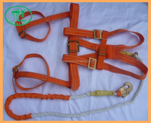 China Climbing safety belt Fall protect full body safety harness
