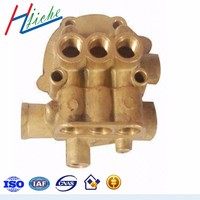 Customized CNC Machining Brass Copper Bronze