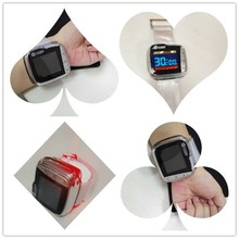 Professional red light soft cold low level laser therapy device wrist type laser watch