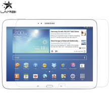 Anti-radiation laptop / pc tempered glass screen protector for Samsung Tab 3/P5200
