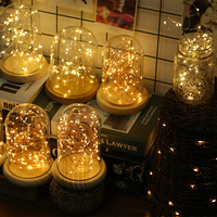 High quality battery operated outdoor cafe sylvania led Christmas solar copper globe fairy string lights