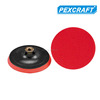 Best quality, Plastic Backing Pad with Velcro,115mm