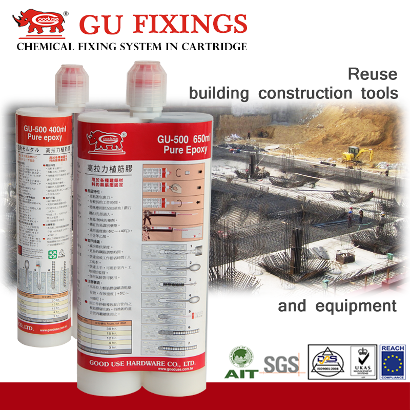 Bulk wholesale concrete crack repair epoxy