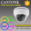 Four in One 2MP Hybrid HD Camera switched to AHD, TVI, CVI, Analog Video via OSD menu
