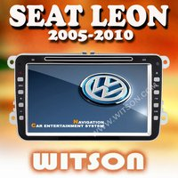 WITSON 2 din 7 inch car dvd player skoda