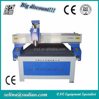 Cheaper price!!!China Sudiao professional manufacturer top quality SD-1325(1300*2500*200mm) cnc router drill