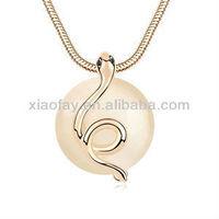 2013 Fashion cat eye stone pendant necklaces with wholesale price