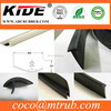 T shape extruded rubber profiles epdm/silicone products