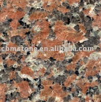 G562-Maple Red Granite for Kitchen Countertop