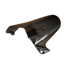 Carbon Rear Hugger for Ducati Monster 1200S 2014