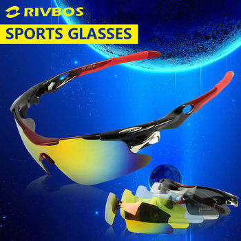 RX frame for prescription lens polarized sport eyewear