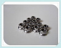 Motrocycle used titanium 12 point rear sprocket nuts for Ducati