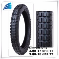 DOT Motor Tricycle Tire Three Wheels Motorcycle solid Tire