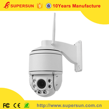 1080P Laser LED P2P speed dome onvif WiFi ip camera support 128G TF Card