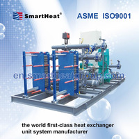 DHW1-G40 SmartHeat Plate Heat Exchanger Unit for Domestic Hot Water:Water-Water