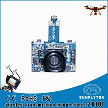 1S battery powered quad chopper camera for helicopter drone