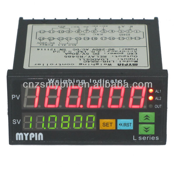 Weighing Controller for Ration Batching Scale