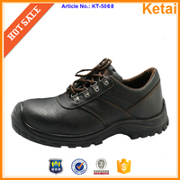 Oil water resistant S1P Working industrial safety boots for construction