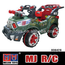 hot selling remote control ride on baby car,army jeep