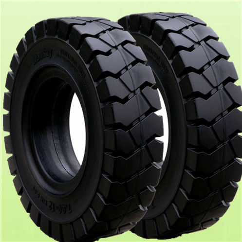 5.00-8 Solid rubber tires for cars,forklift and small field running vehicles