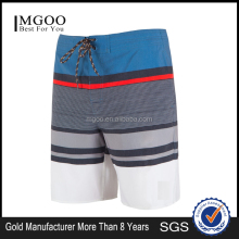 MGOO Customised Transparent Swimwear Men With Sublimation Your Own Print Mesh Inside Pocket Boardshorts 2017