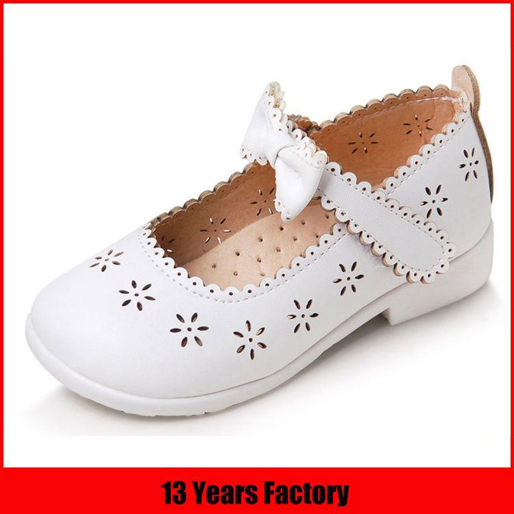 China shoe supplier kids high heel shoes girls dress shoes sweet sandal